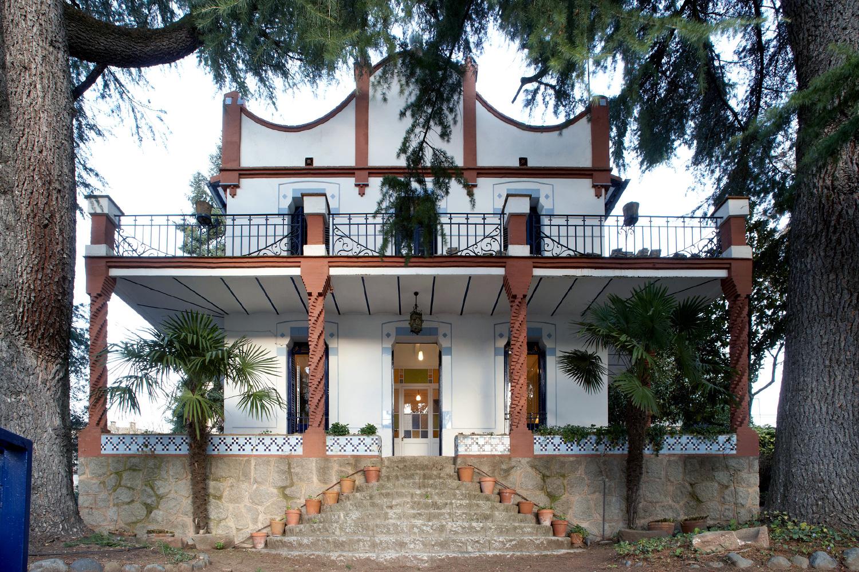 Can calixto casa modernista aiguafreda - Casa modernista barcelona ...